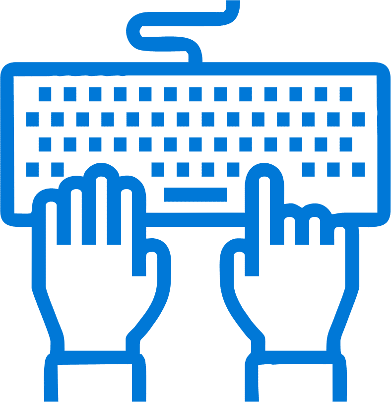 typing-text